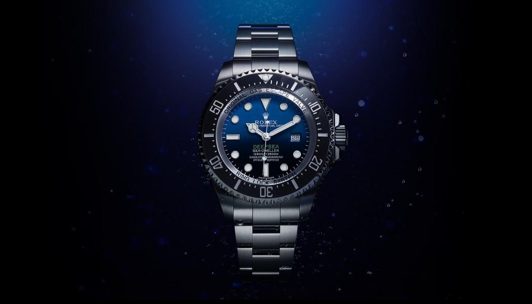 Rolex Deepsea Sea-Dweller D-Blue - ♕ Rolex ♕