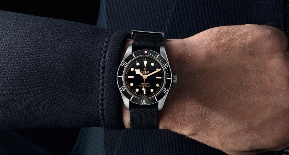 Tudor Heritage Black Bay One - Tudor