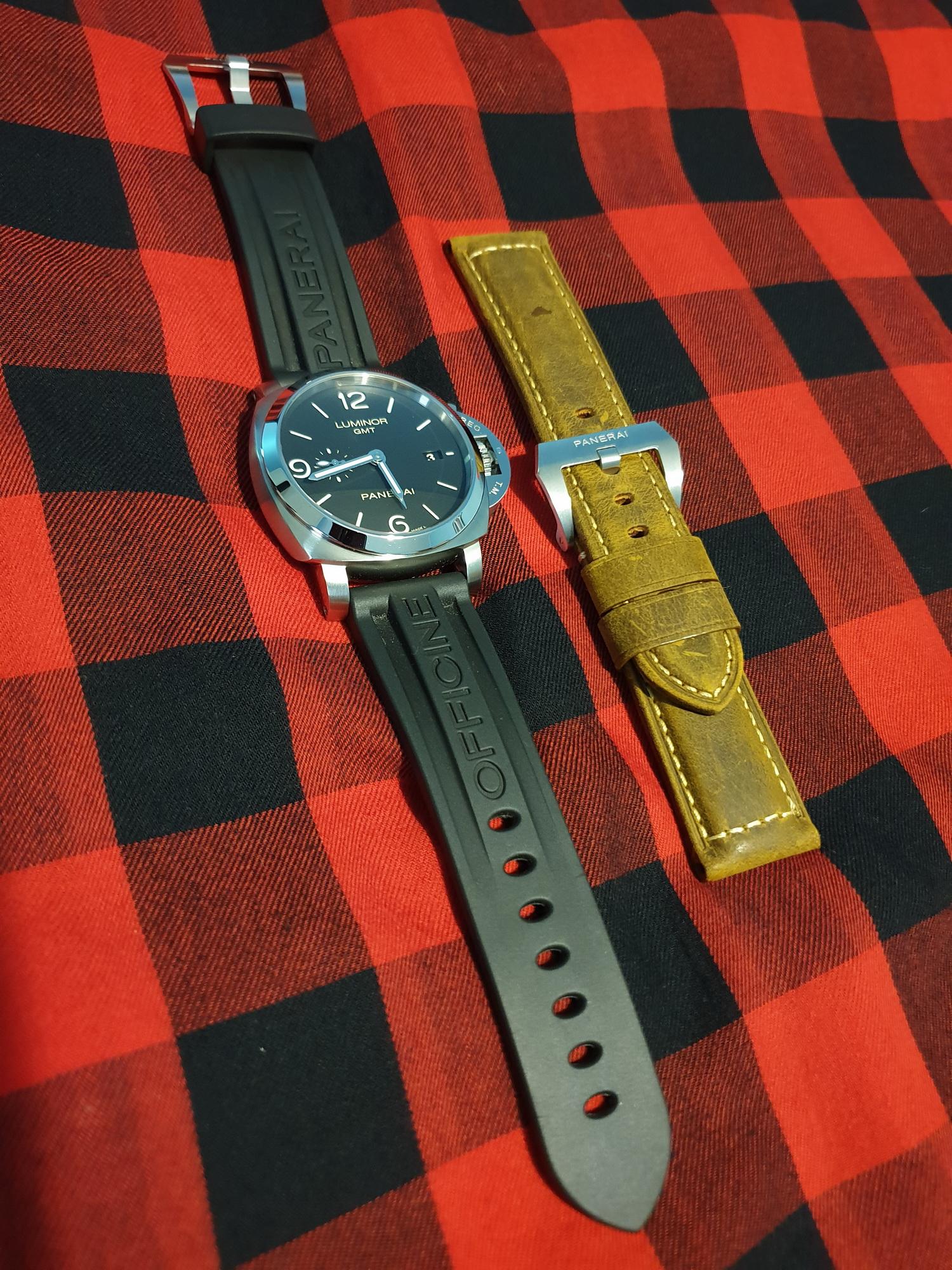Εξαιρετική αντιμετώπιση σε αγορά και επισκευή replica Panerai PAM320. - Ρολόγια Replica