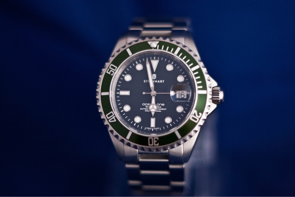 Steinhart Ocean Vintage Military MAXI ........Limited Edition - Homage ρολόγια